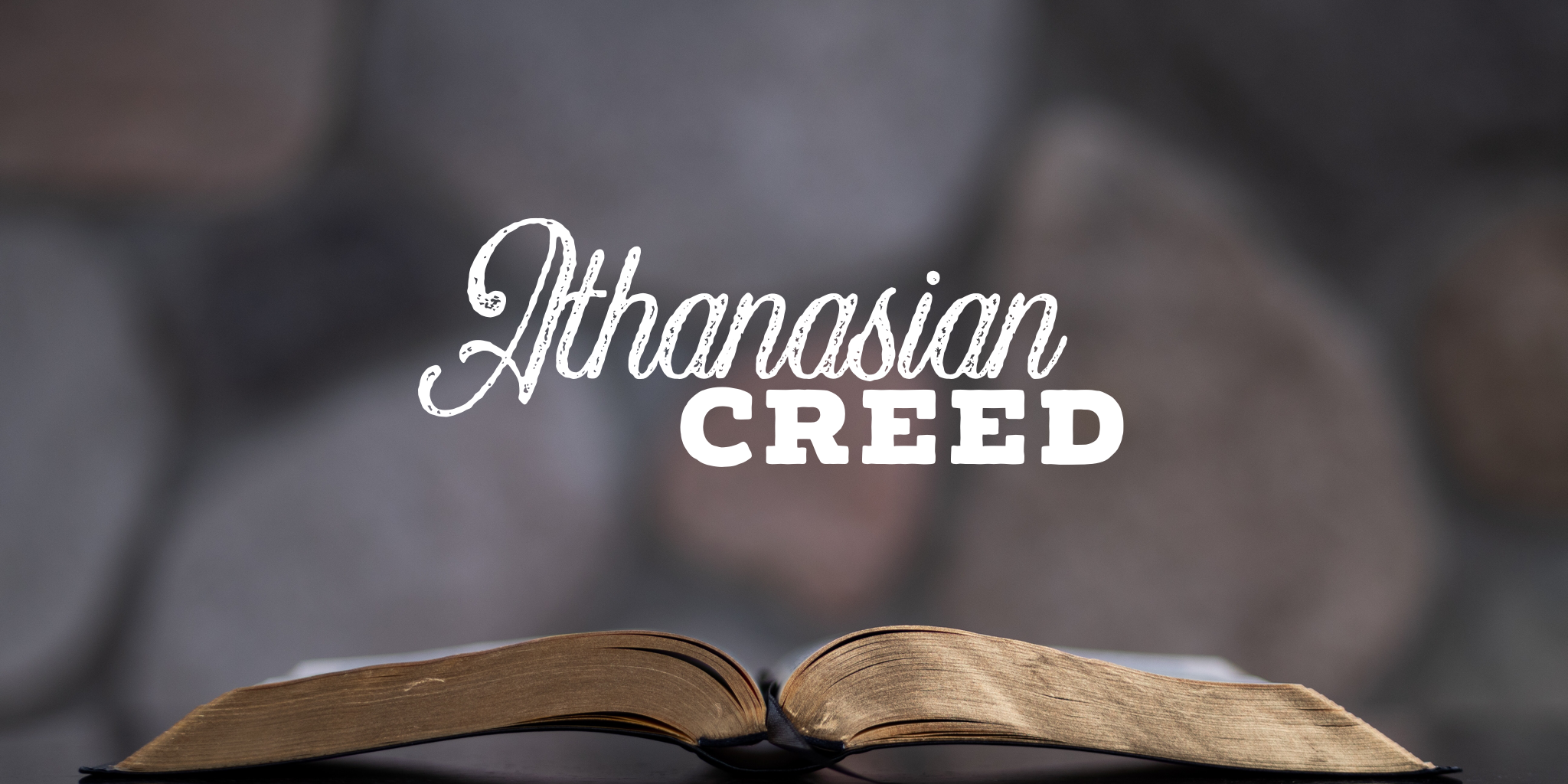 Athanasian Creed